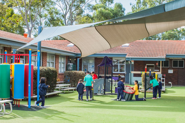 Our-Lady-of-the-Rosary-Catholic-Primary-School-Fairfield-Facilities-Active-Outdoor-Areas