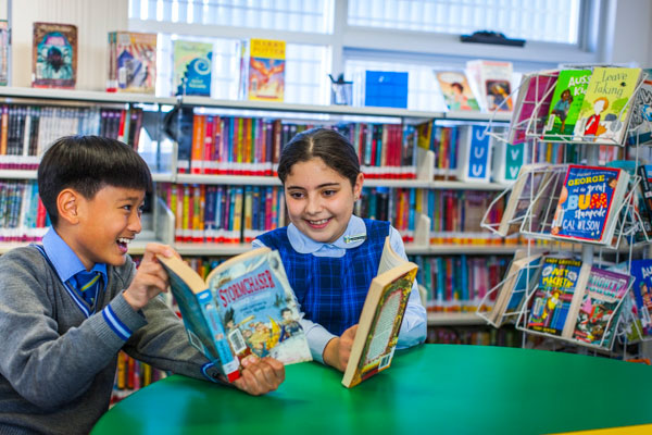 Our-Lady-of-the-Rosary-Catholic-Primary-School-Fairfield-Facilities-Library