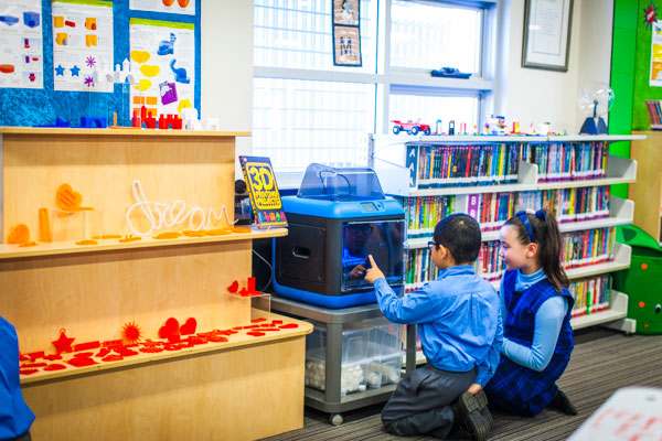 Our-Lady-of-the-Rosary-Catholic-Primary-School-Fairfield-Library